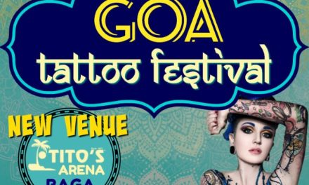 International Goa Tattoo Festival 2018