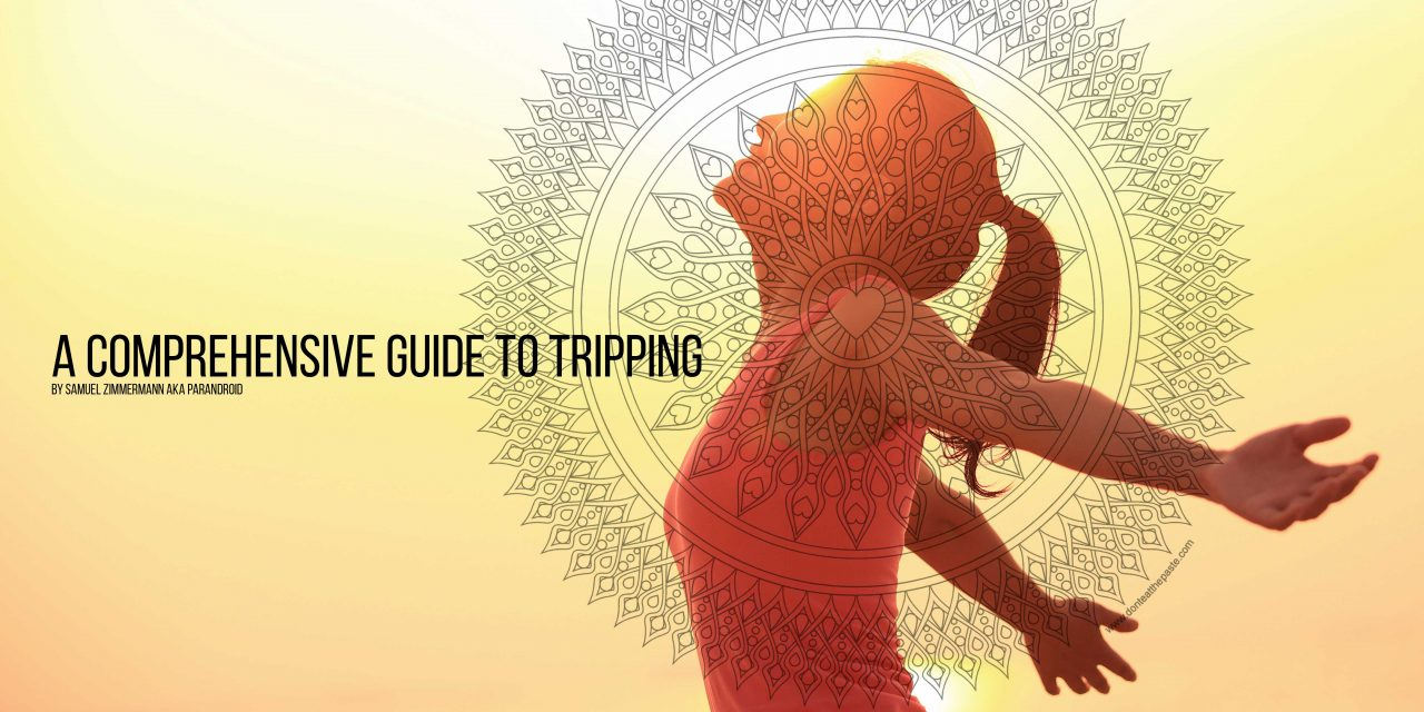 A comprehensive guide to tripping (LSD)