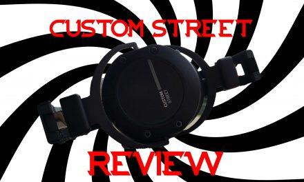 Beyerdynamic Custom Street Review