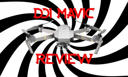 The DJI MAVIC Review (2018)
