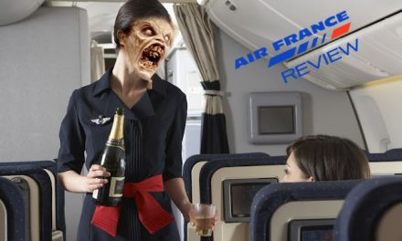 Air France Frequent Flyer Review