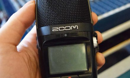 Zoom H2N Portable Recorder Review