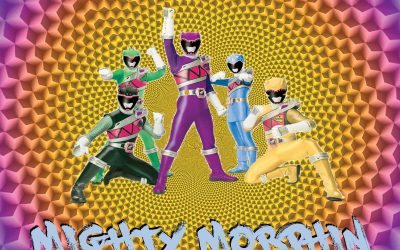 """""""Mighty Morphin"""" by Parandroid [Release Date 08.08.2019]"""