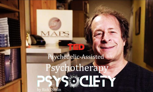 TED: The future of psychedelic-assisted psychotherapy | Rick Doblin