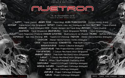 Psytrance in Singapore
