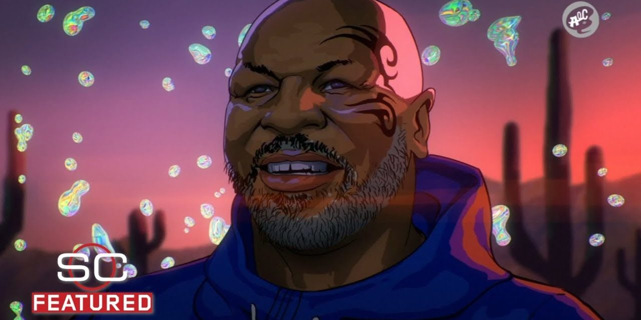 Watch this stunning video of Mike Tyson describing his meaningful DMT experience