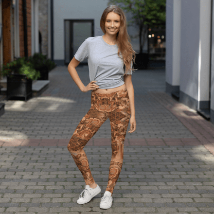 women`s psywear leggings